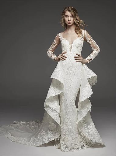 HEVEA abito sposa atelier pronovias