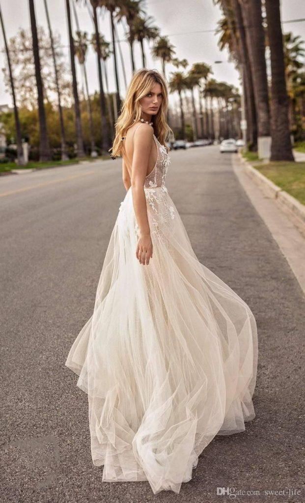 abito sposa muse berta MERMAID