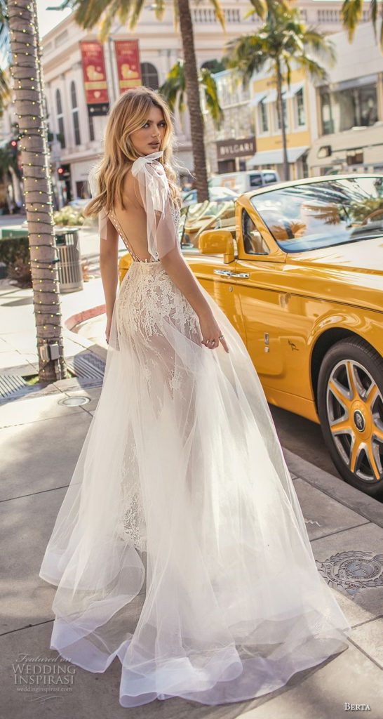 abito sposa muse berta