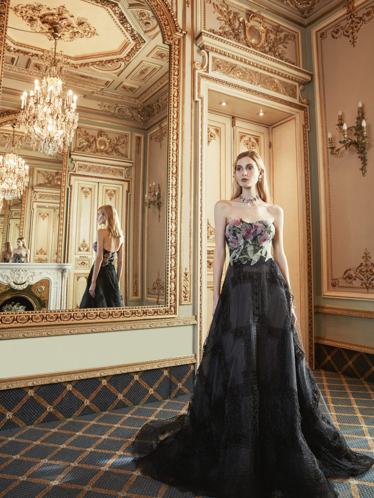 Evening Wear New Collection 2017