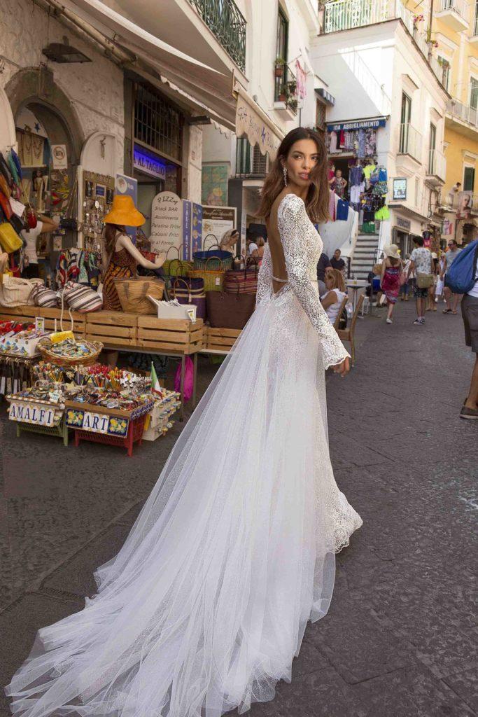 abito sposa berta privee 20-P101 caserta napoli benevento campania