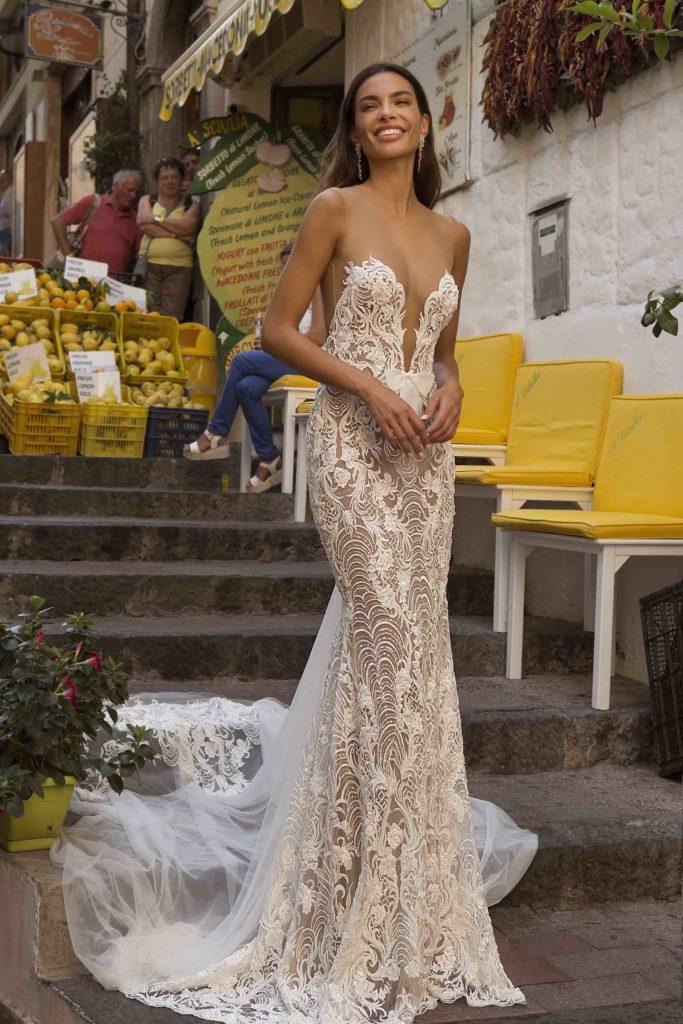 abito sposa berta privee 20-P111 caserta napoli benevento campania