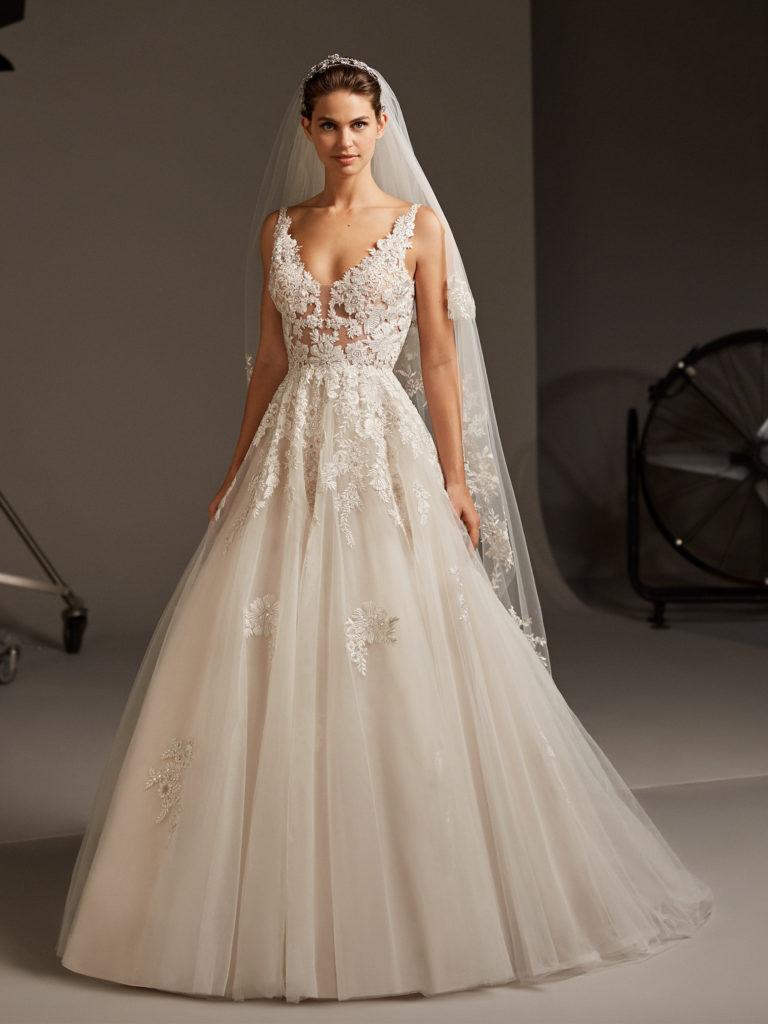 abito sposa pronovias ARIEL