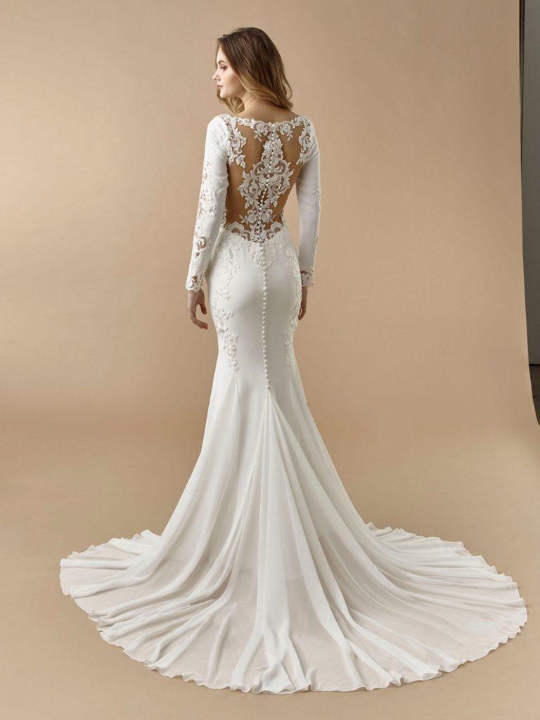 abito sposa enzoani BT20-11