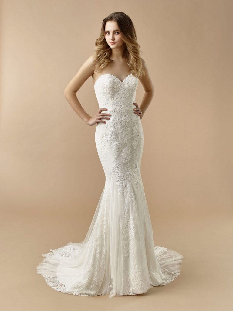abito sposa enzoani BT20-17