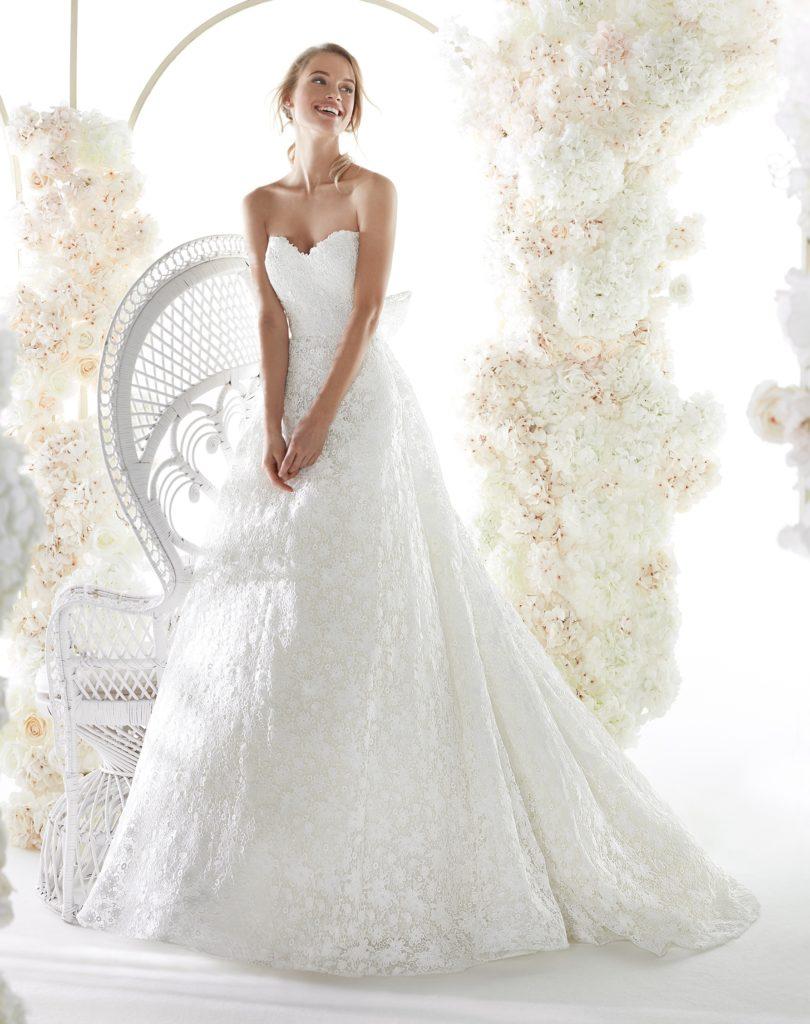 abito sposa Colet Nicole COA20021