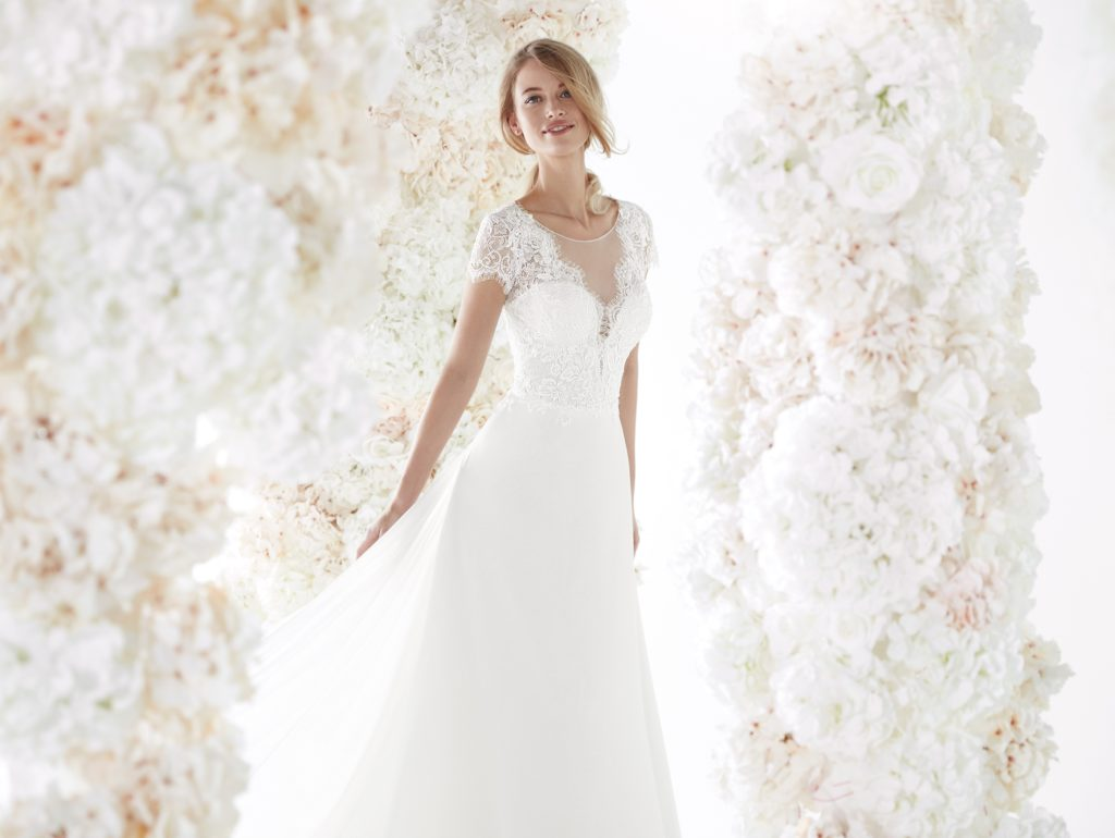 abito sposa colet nicole COA20101