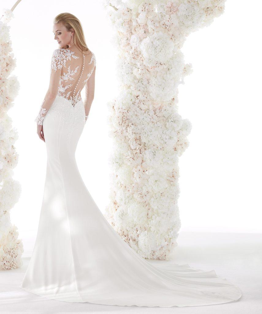 abito sposa colet nicole COA20201