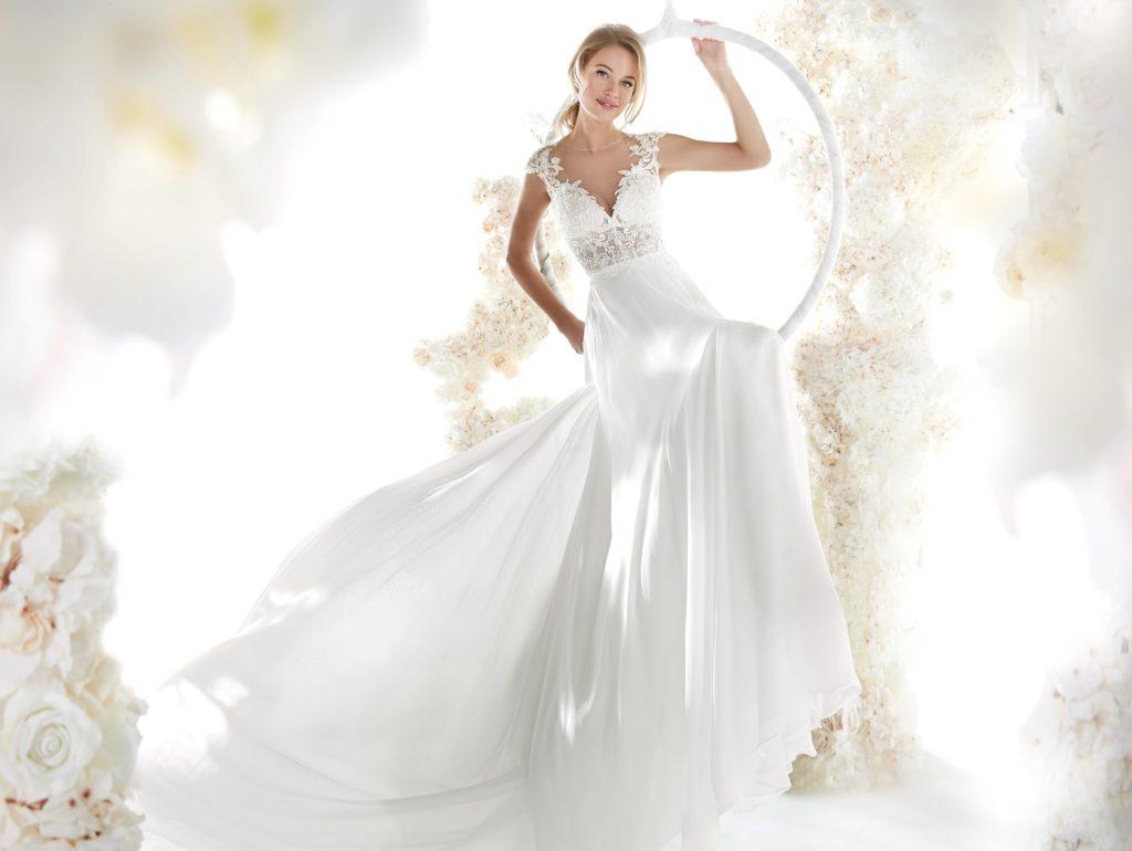 abito sposa colet nicole COA20221