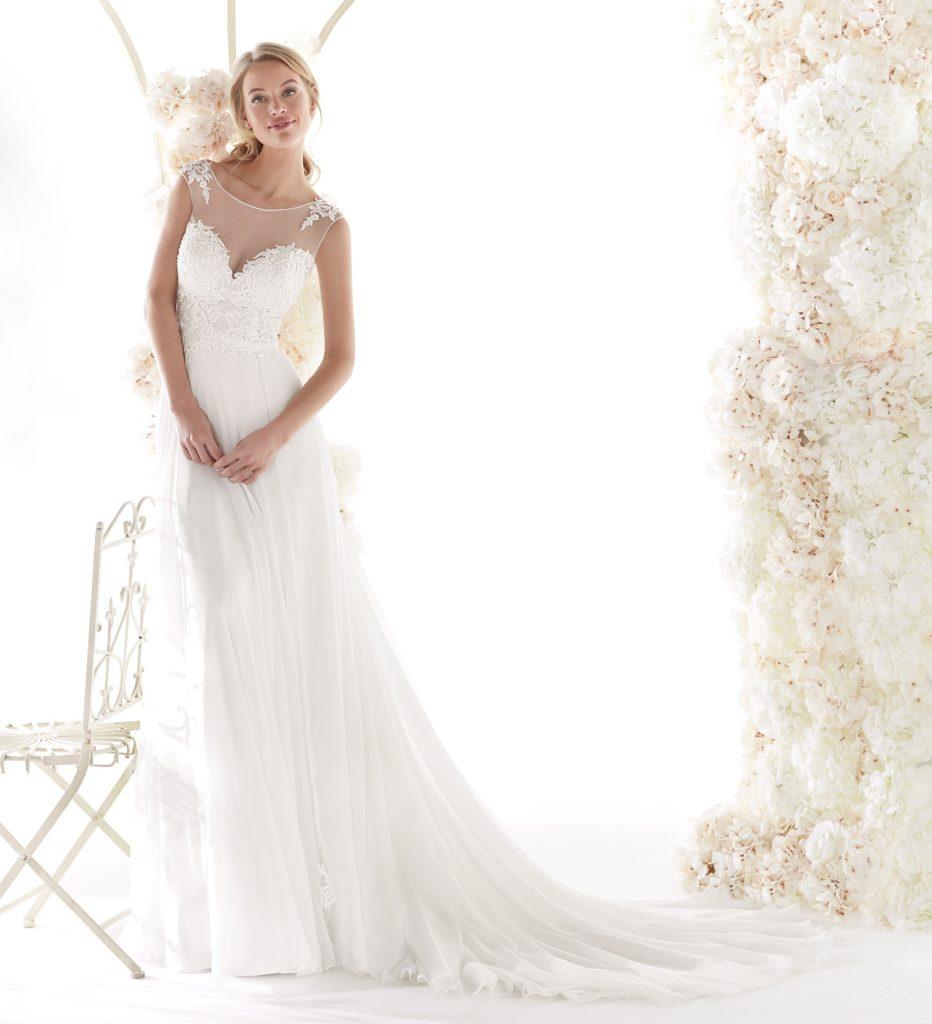 abito sposa colet nicole COA20231