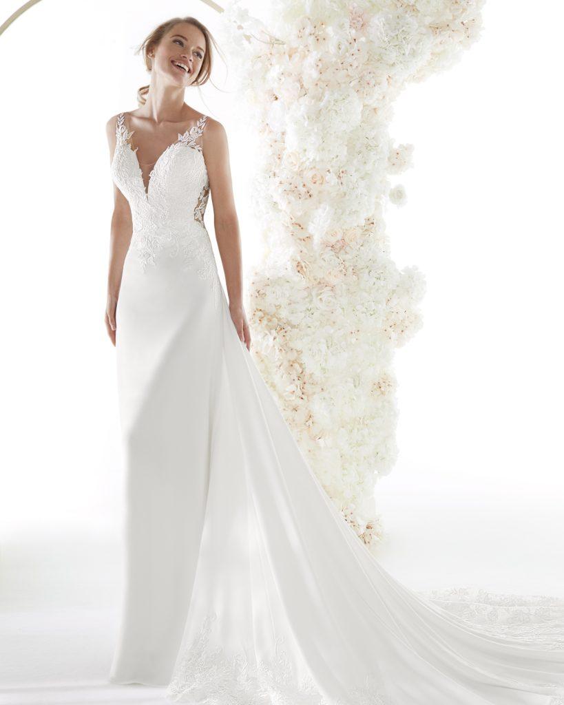 abito sposa colet nicole COA20261