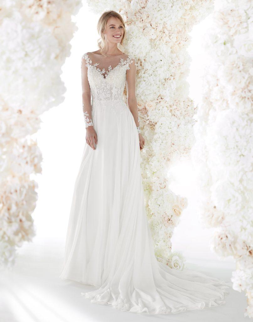abito sposa colet nicole COA20311