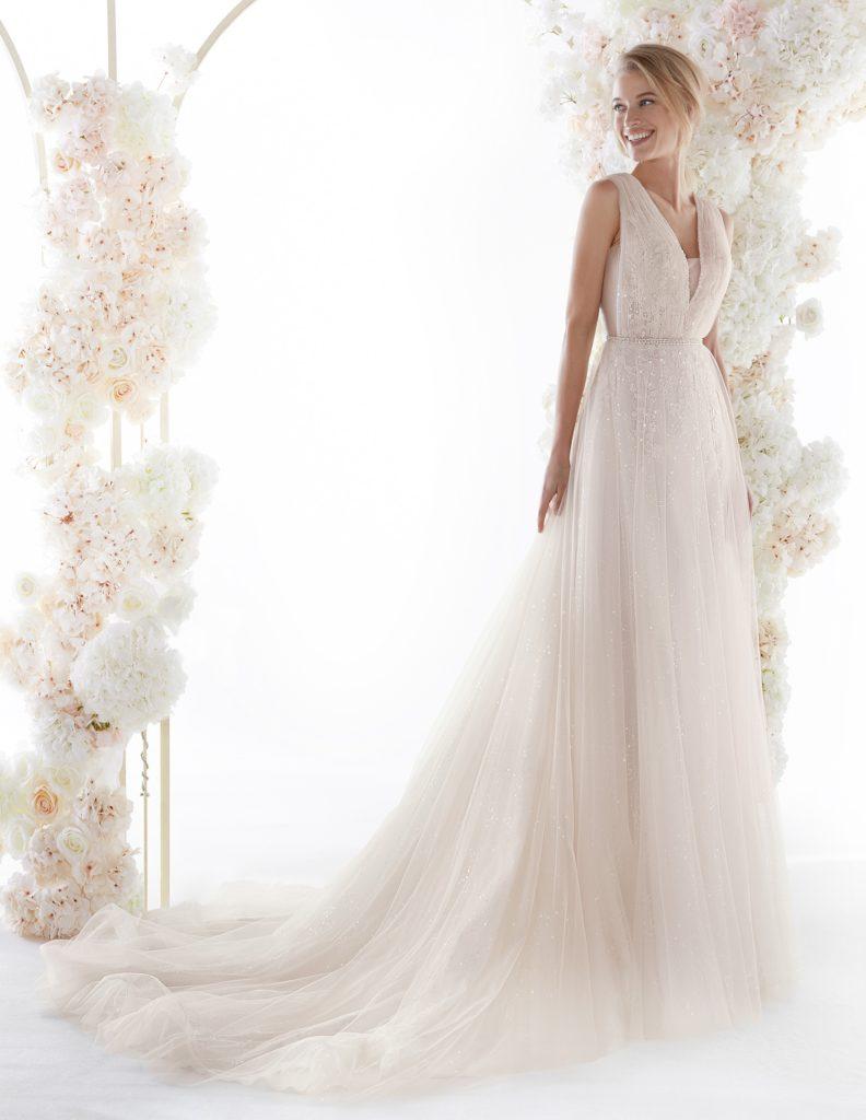 abito sposa colet nicole COA20351
