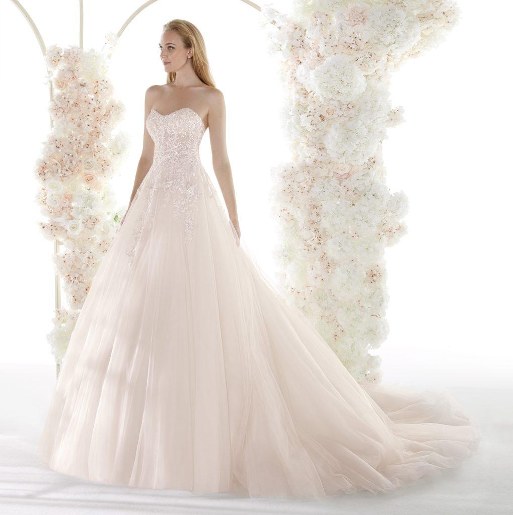 abito sposa colet nicole COA20361