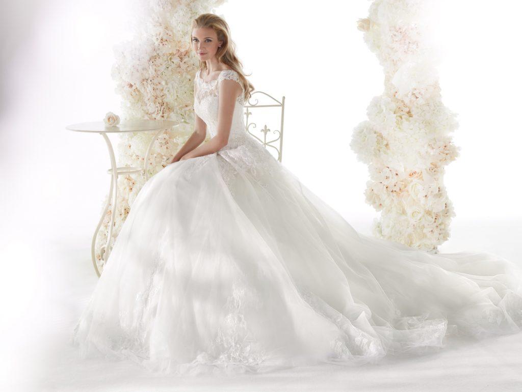 abito sposa colet nicole COA20561