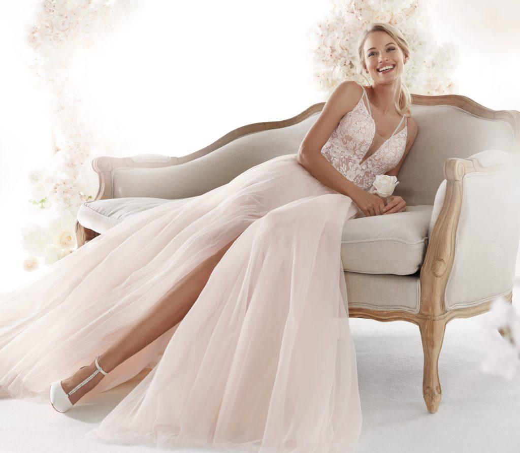 abito sposa colet nicole COA20601