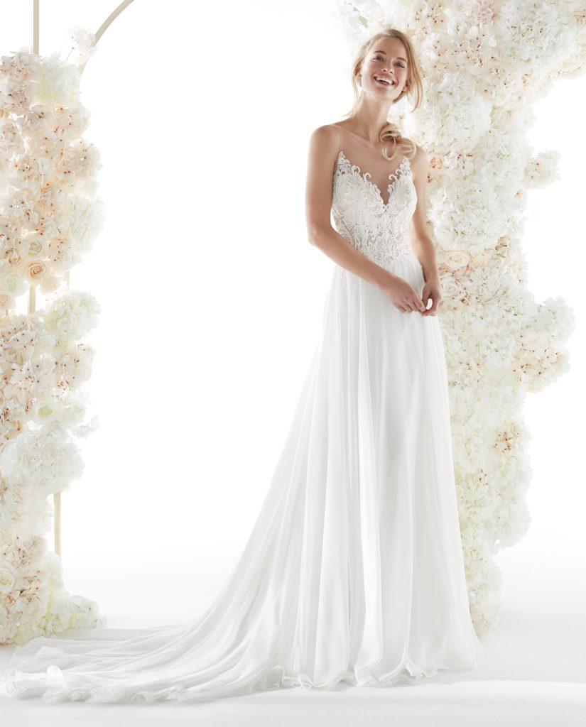 abito sposa colet nicole COA20781