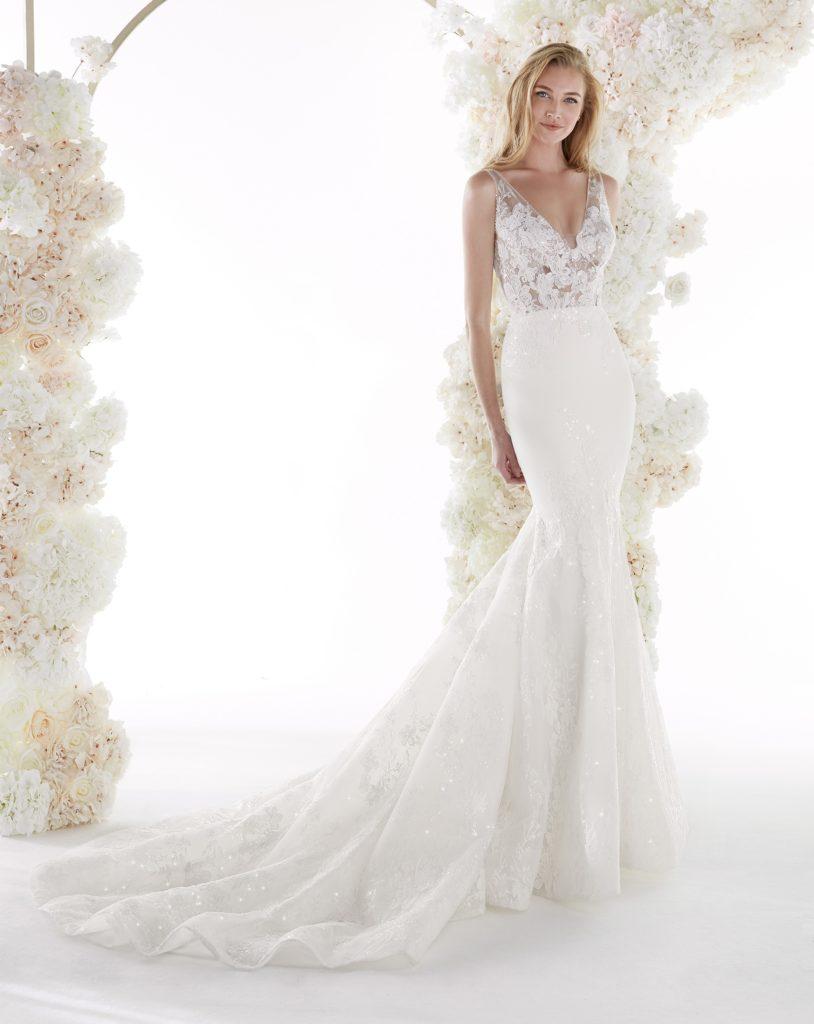 abito sposa colet nicole COA20841
