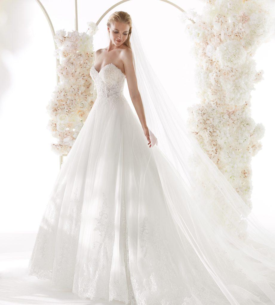 abito sposa colet nicole COA20871