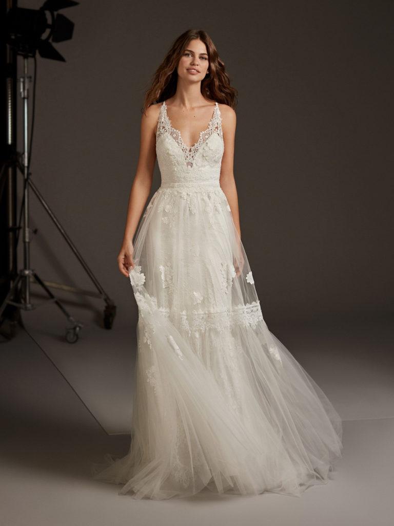 CRESSIDA abito sposa pronovias