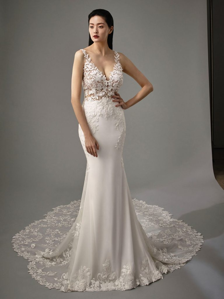 abito sposa enzoani malia