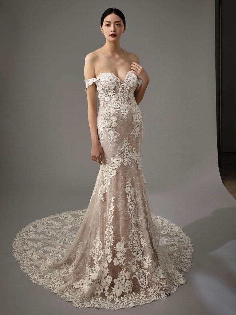 abito sposa enzoani mareena