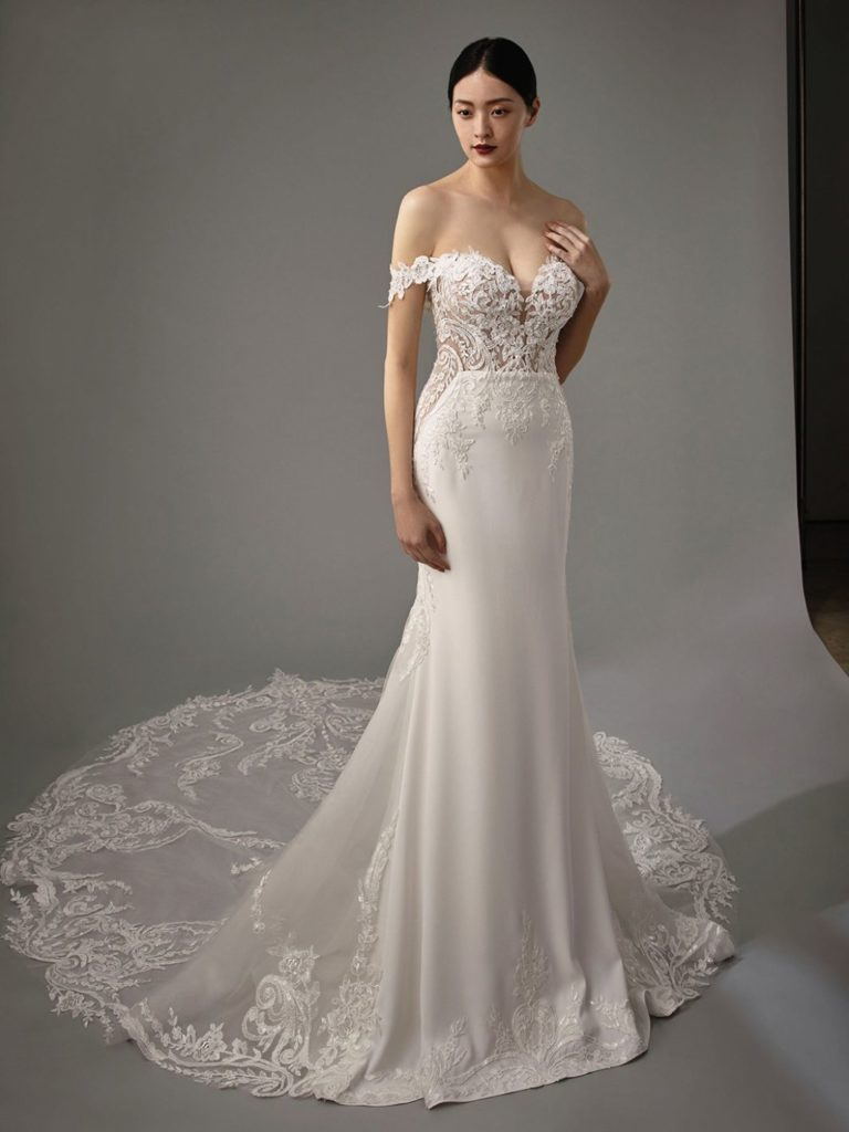 abito sposa enzoani martha