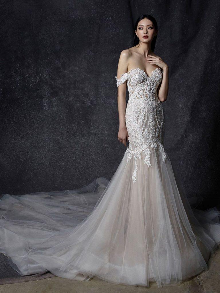 abito sposa enzoani Octavia