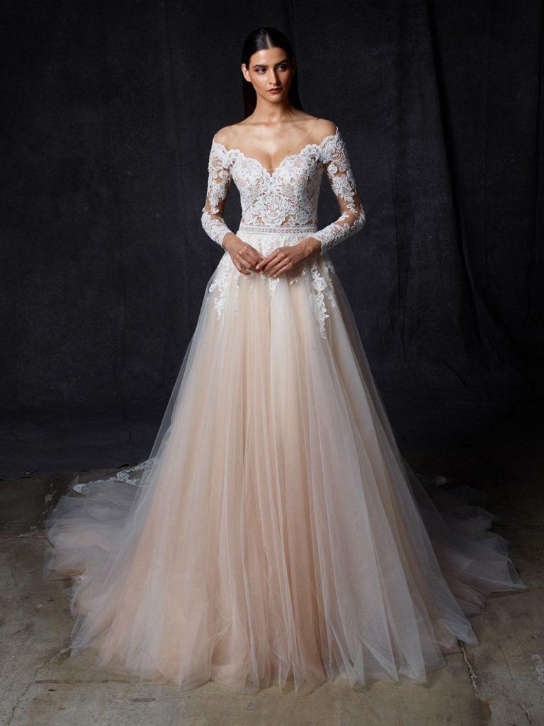 abito sposa enzoani Olympia