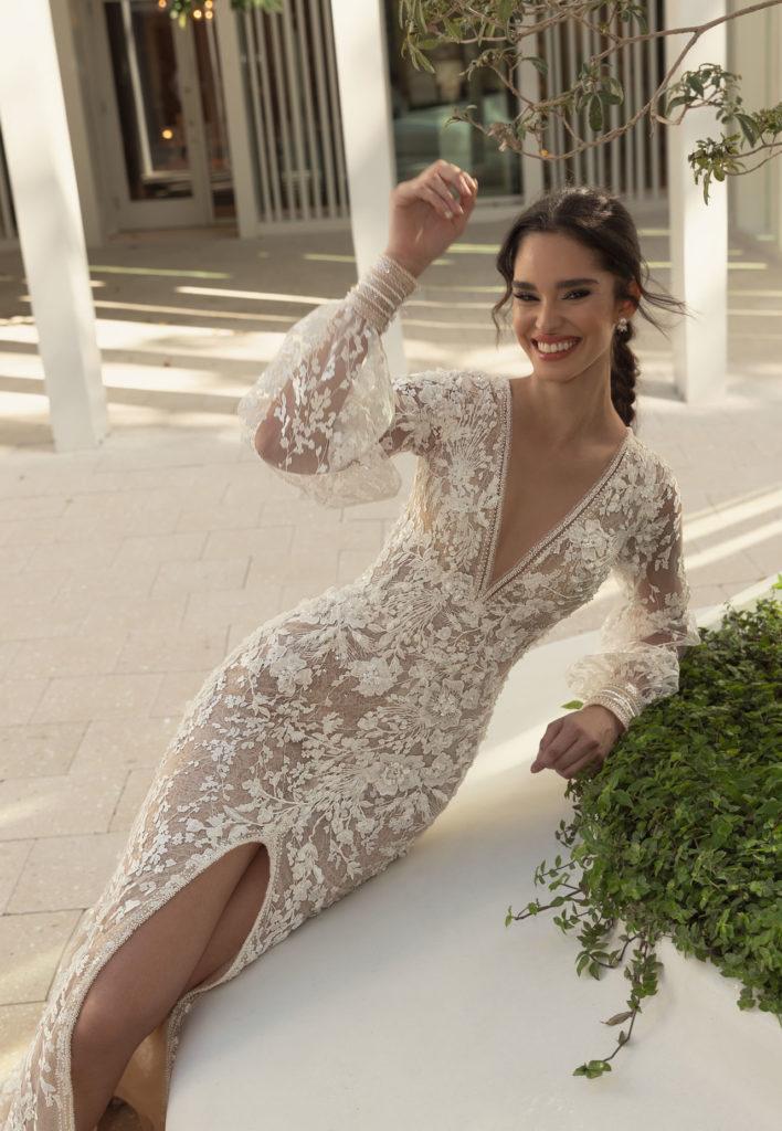 abito sposa atelier caserta nuova collezione wona crystaldesign sensuella