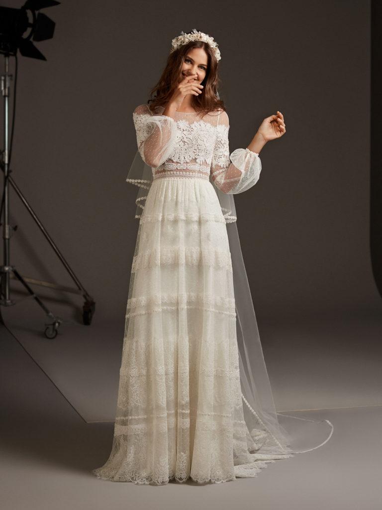 delphine abito sposa pronovias