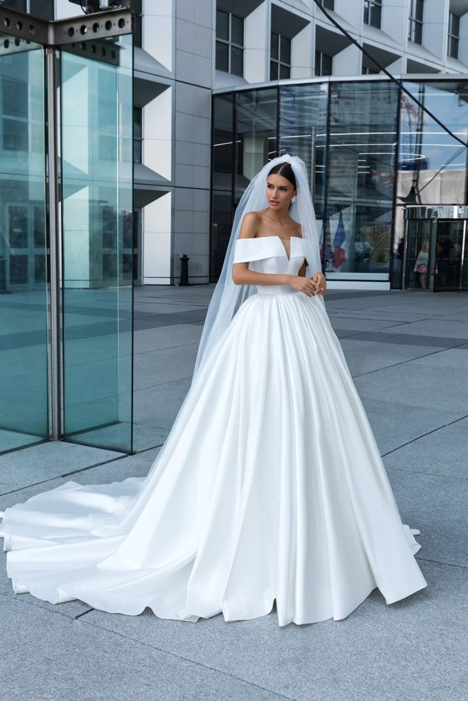 abito sposa WONÀ Concept claide