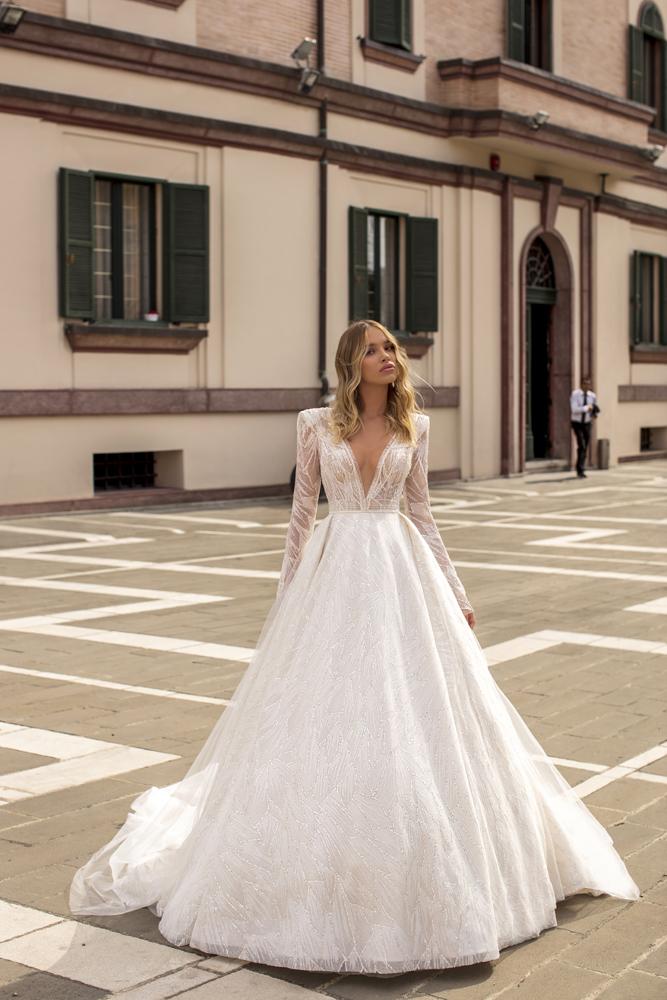 abito sposa atelier caserta nuova collezione wona crystaldesign diamond