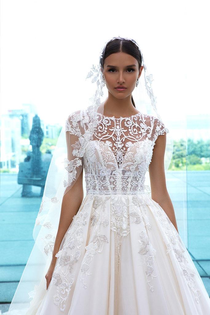 abito sposa WONÀ Concept dinara