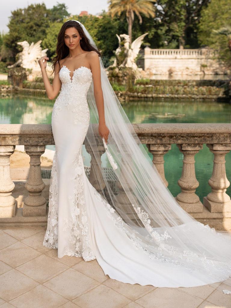 abito sposa pronovias epico