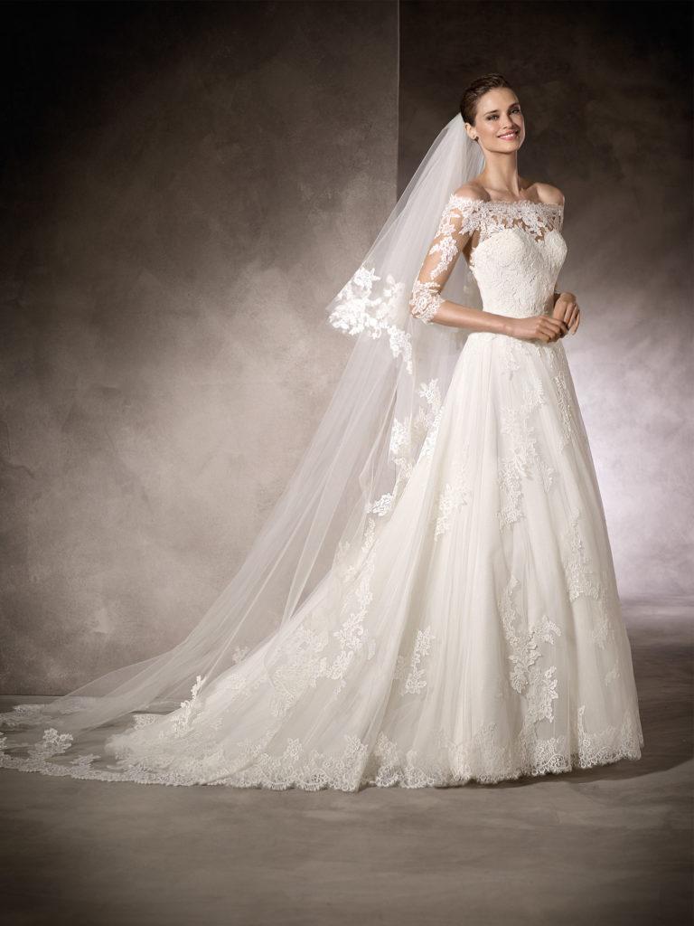 Kimba abito sposa pronovias