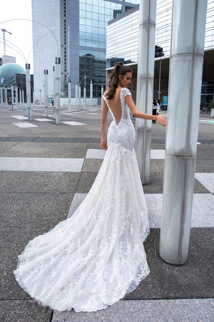 abito sposa WONÀ Concept lana