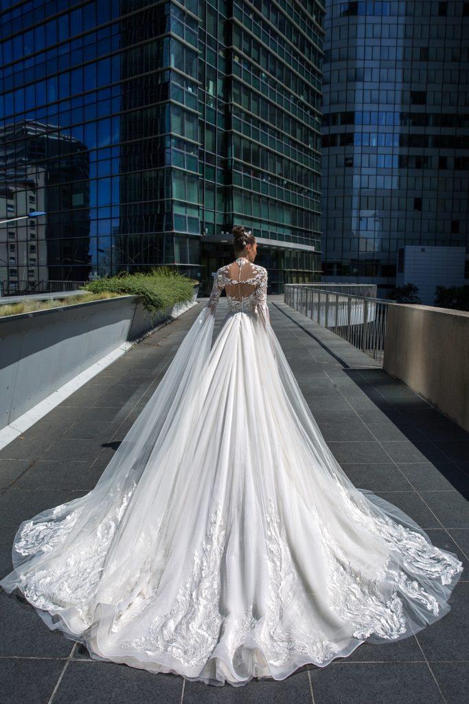 abito sposa WONÀ Concept marcel