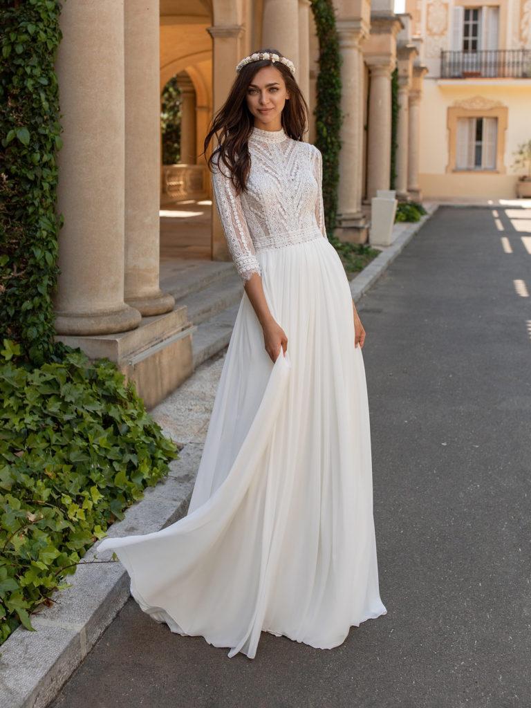 abito sposa pronovias mimosa