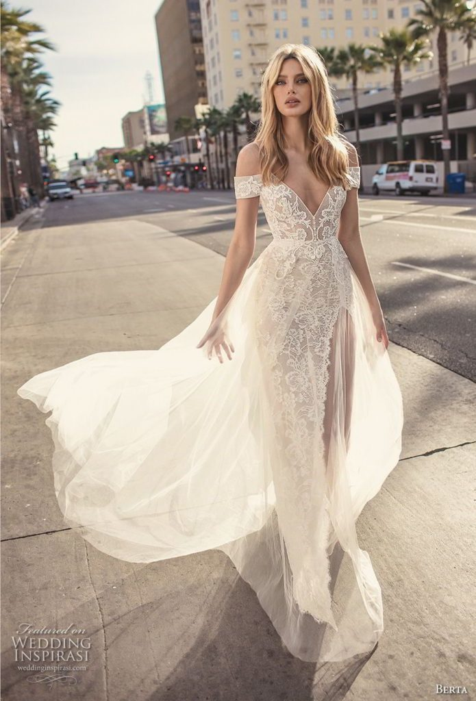 Abito Sposa Muse by berta