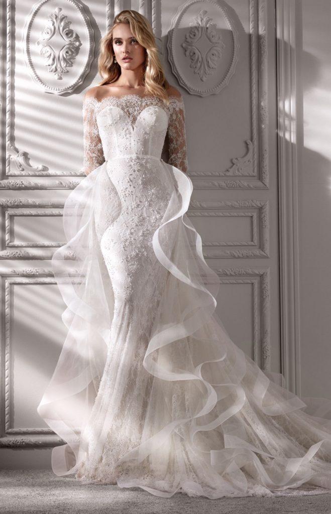abito nicole sposa NCA20132