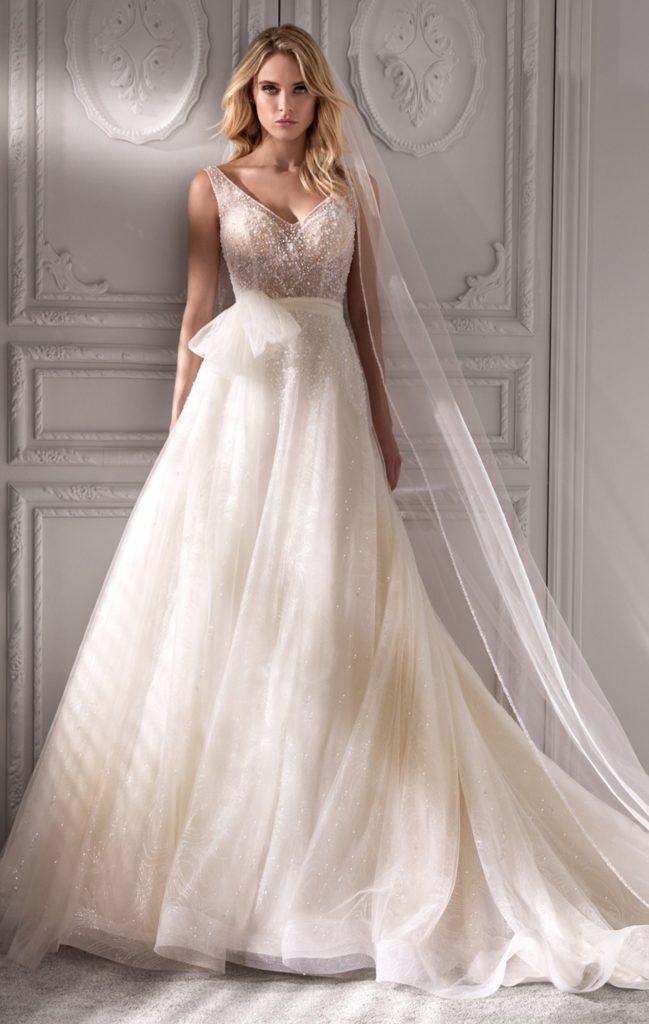abito nicole sposa NCA20191