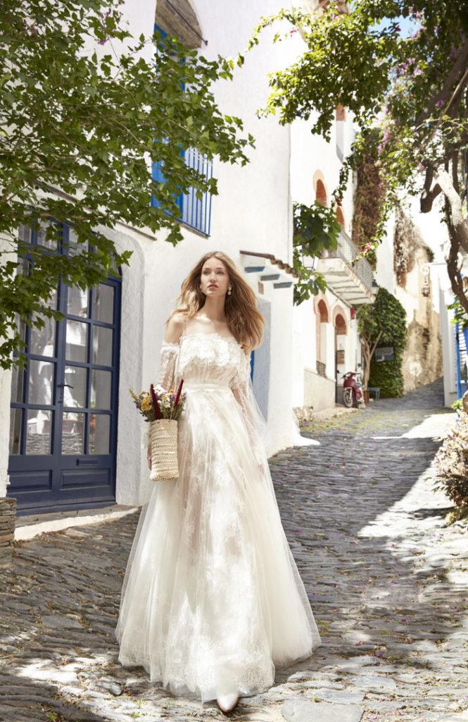 abito sposa yolancris Orquidea